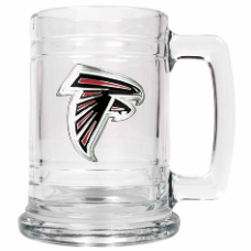 Atlanta Falcons 15 oz.  Glass Mug