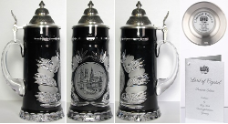 Lord of Crystal - LE - Munich Germany Beer Stein .5L