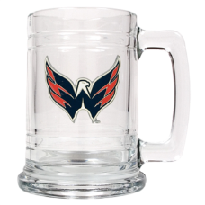Washington Capitals Glass Mug