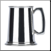Friary Plain Fine English Pewter Tankard