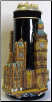 London England 3-D Landmarks Beer Stein 1.2L