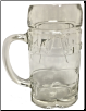 Men's Lederhosen Pants Glass Drinking Beer Mug Cup .5 L