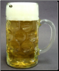 German Dimple Mug - 1L