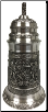 Bavaria Coat of Arms Pewter Beer Stein 1.75L