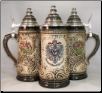 SPECIAL BUY Deutschland Eagle Crest German Beer Stein