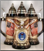German Beer Stein - US Air Force