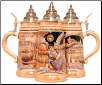 German Beer Stein - Drink Beer Go to Heaven