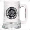 Army 15 oz. Glass Mug