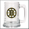 Boston Bruins Glass Mug