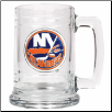 New York Islanders Glass Mug