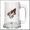 Arizona Coyotes Glass Mug