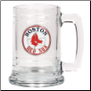 Boston Red Sox 15 oz.  Glass Mug