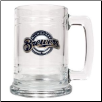 Milwaukee Brewers 15 oz. Glass Mug