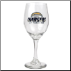 San Diego Chargers Wine Glass Set