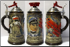 German Beer Stein -LE- Red Baron .5L
