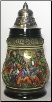 Limited Edition Celebrate Youth German Beer Stein .5L