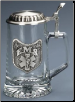 Glass Beer Stein - EMS