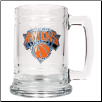 New York Knicks Glass Mug