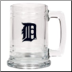 Detroit Tigers 15 oz. Glass Mug