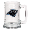 Carolina Panthers 15 oz. Glass Mug