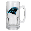 Carolina Panthers Large Glass Mug