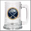 Buffalo Sabres Glass Mug