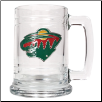 Minnesota Wild Glass Mug